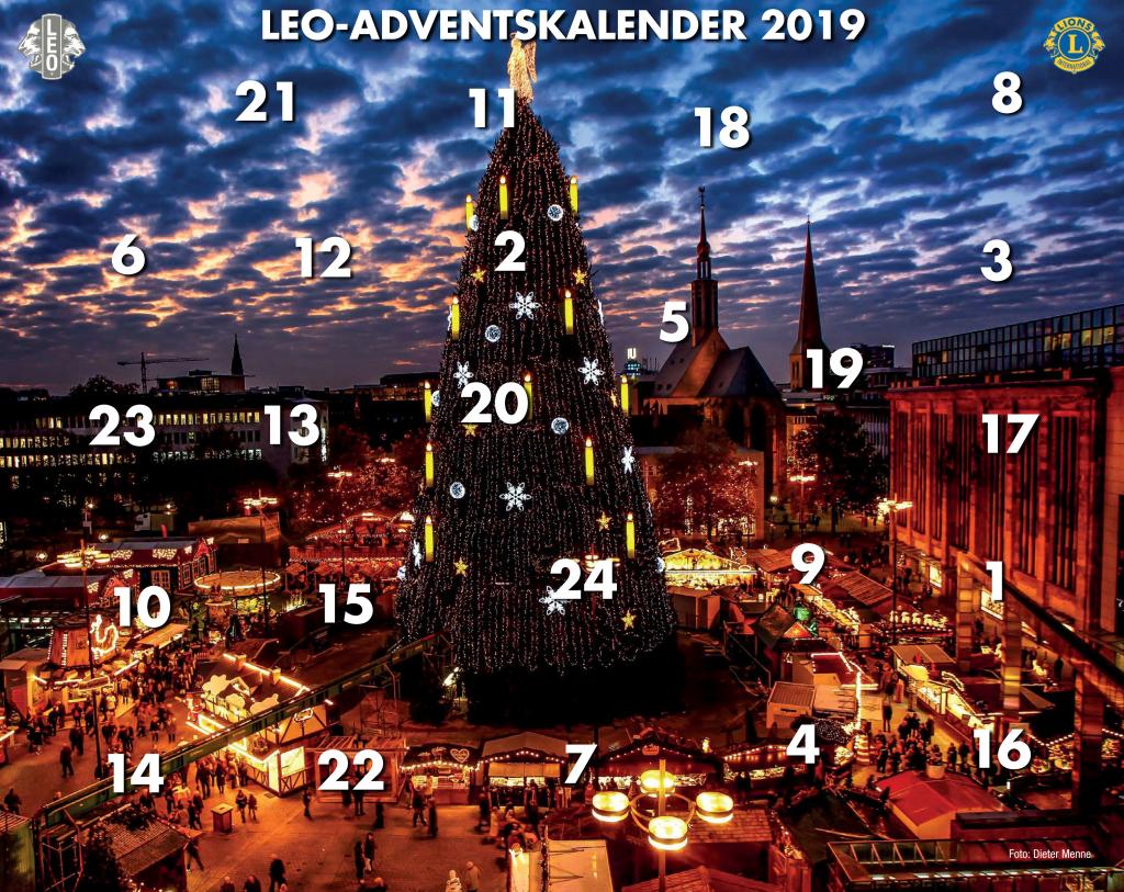 Leo Adventskalender Dortmund